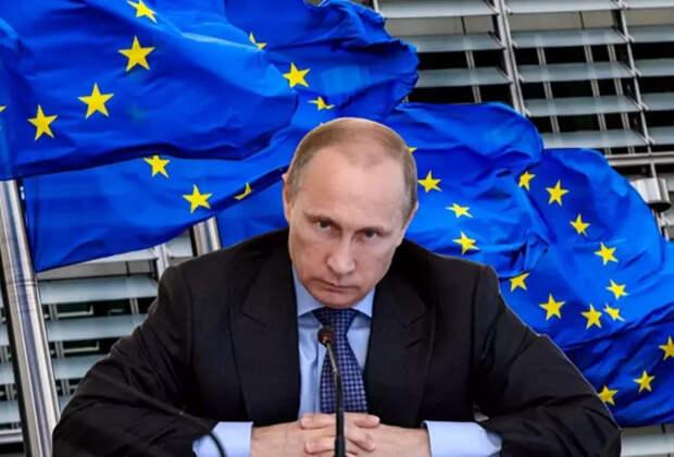 """""""Евросоюз дрогнул"""" они боятся вводить новые санкции против Кремля - так как понимают фатальность последствий"""