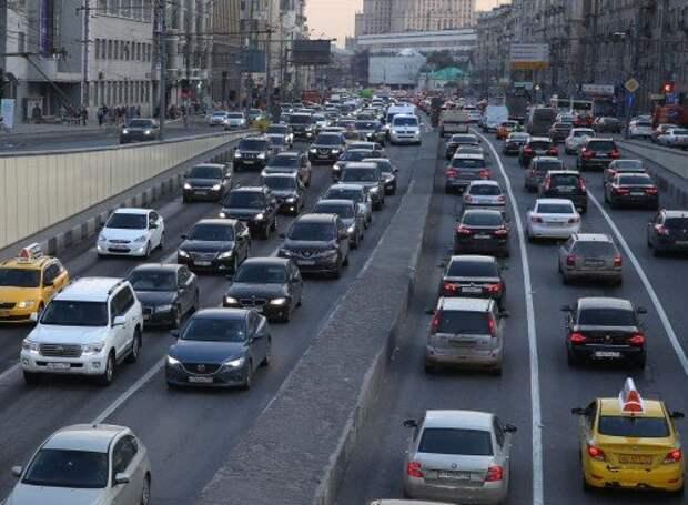 День без автомобиля Москва встречает обычными пробками