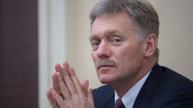 Песков прокомментировал возможность возвращения посла Антонова в США