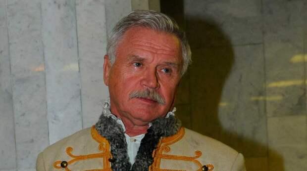 Актер Никоненко взял внука под опеку после смерти невестки