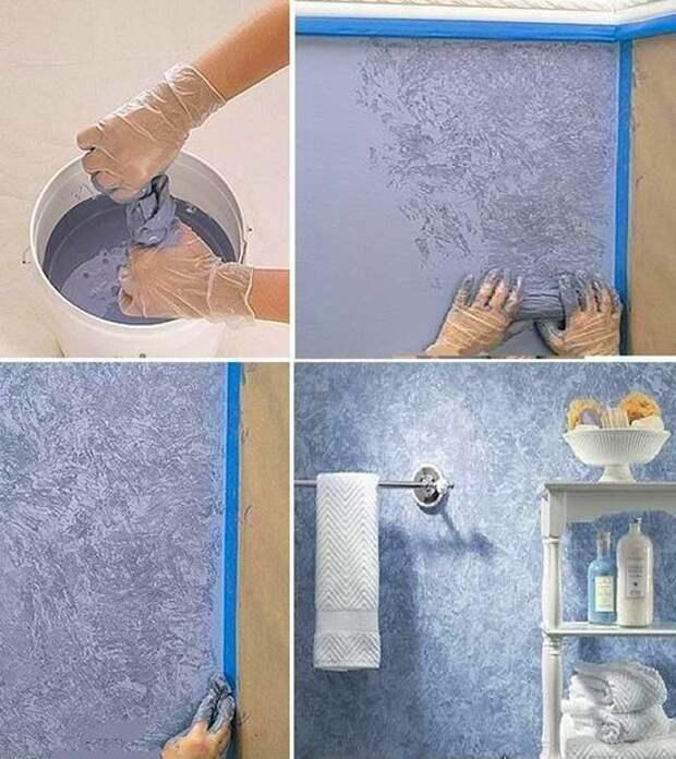 Колоритно и фактурно: 20 креативных идей для декора стен и пола
