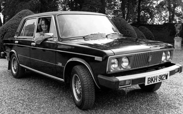 18 советских автомобилей с правым рулем – и такое было!