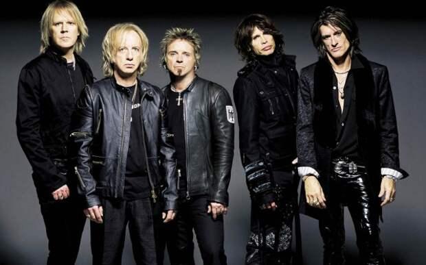 Лидер Aerosmith сообщил общественности о прощальном туре группы