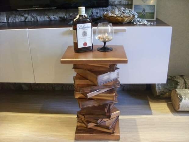На этом фото собственно тот самый столик, который меня вдохновил.  своими руками, сделай сам
