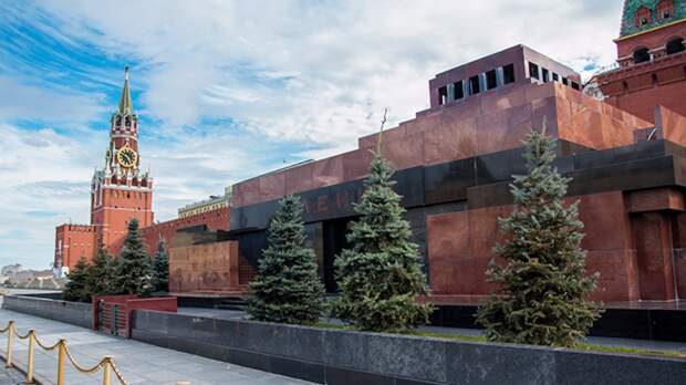 Лоза высказался о мавзолее и похоронах Ленина