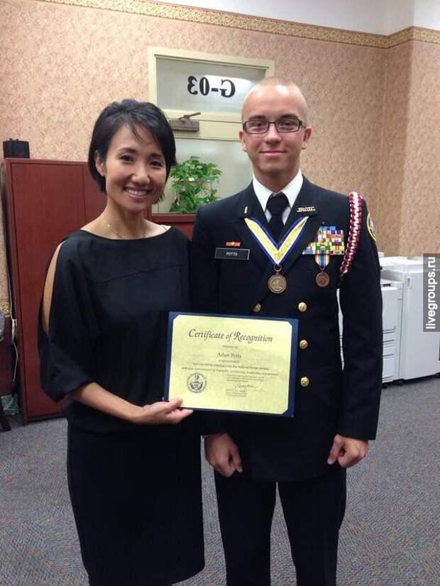 Украинский нелегал или как 23 летний украинец стал отличником в американской школе