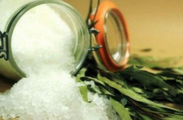 Соль – это ведущий мировой убийца