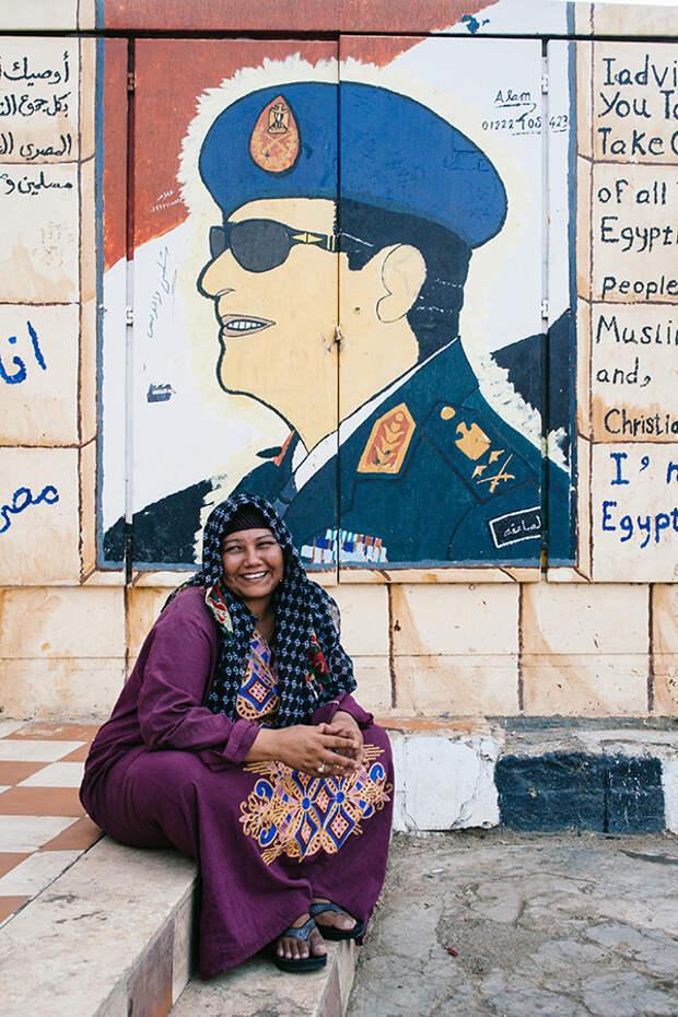 Нетуристический Египет: путешествие Яна Линн