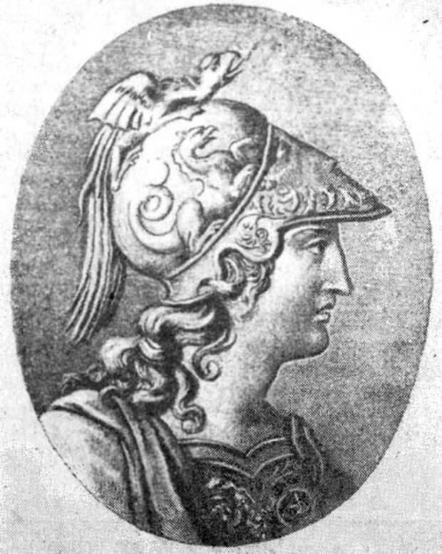 Могила Александра Македонского