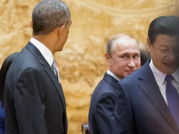 Да они и даром не нать. Кремль заявил об отсутствии в графике Путина встречи с Обамой и папой римским