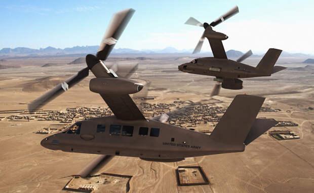 Bell V-280 Valor: что умеет новый американский конвертоплан