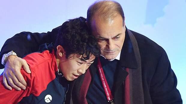 Фигурный «Оскар»: почему Рафаэль Арутюнян — лучший тренер сезона в фигурном катании