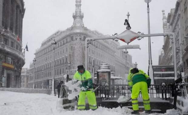 «Газпром» включил вЕвропе форсаж