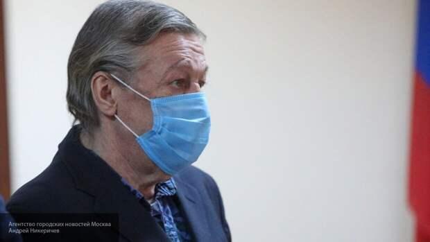 Родные Ефремова отказались идти на мировую с семьей погибшего Захарова