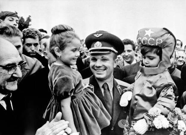 8 фактов о том, как Гагарин спас мир от ядерной войны