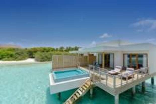 Что вас ждет в номере отеля Dhigali Maldives