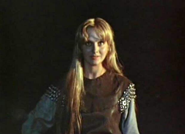 Советские актрисы: Светлана Орлова