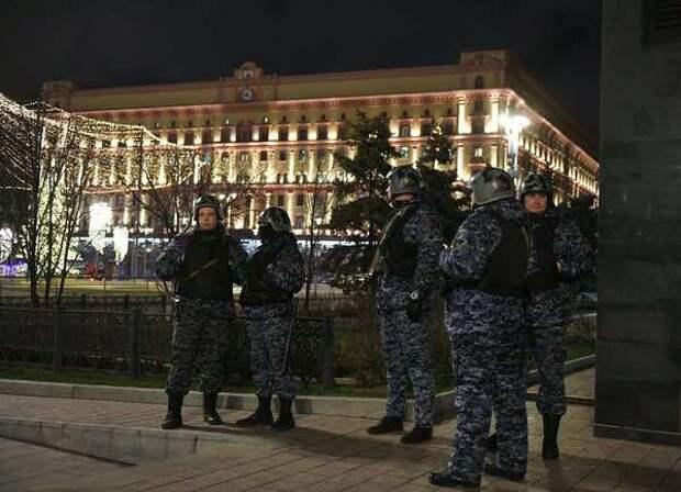 Штаб Навального готовит бойню возле ФСБ