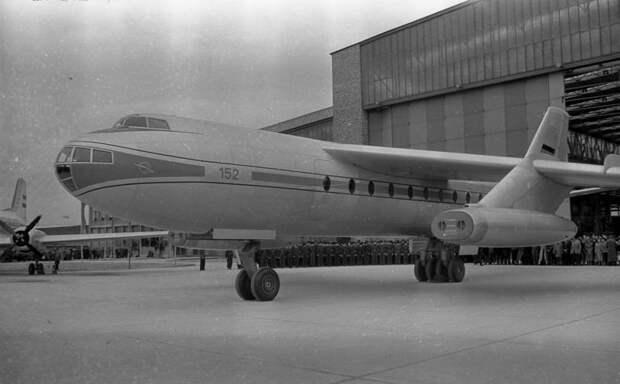 Flugzeugwerk Dresden, Flugzeug 152