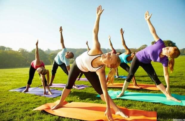 Фитнес и культуризм