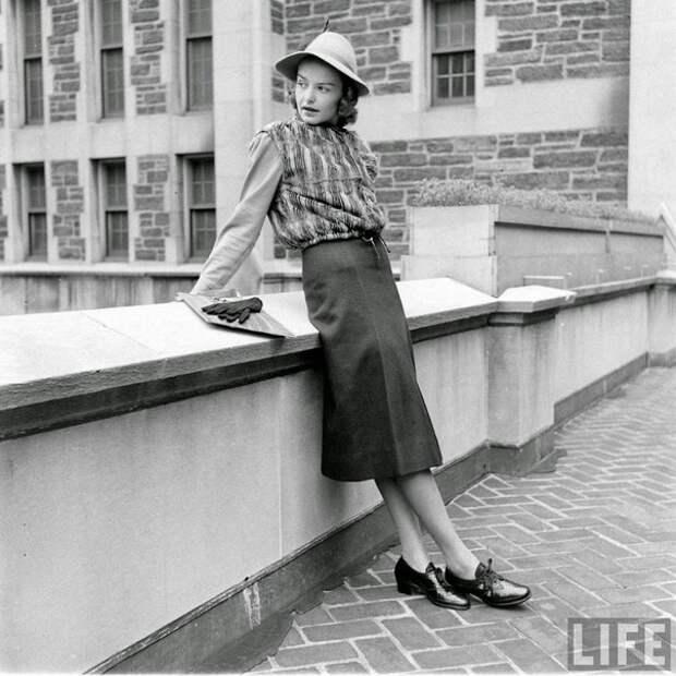 Портреты студенток женского колледжа Уэллси, 1938