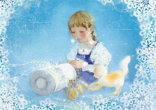 художник Екатерина Бабок иллюстрации – 01