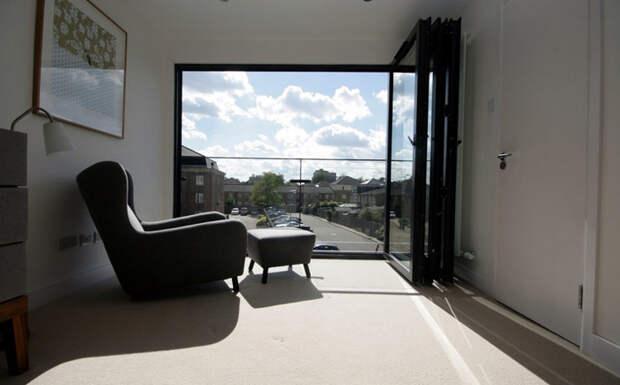 Балкон от Ajax Builders