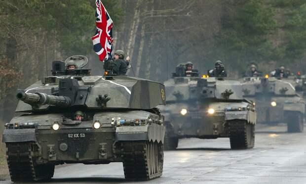 В Британии сравнили силу своих и российских танковых войск