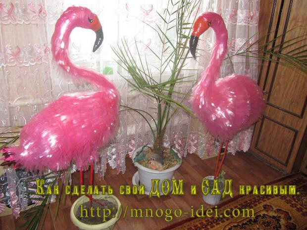Вы хотите сделать птиц своими руками? Вот такие птицы, сделанные своими руками, могут поселиться в вашем саду или на даче.