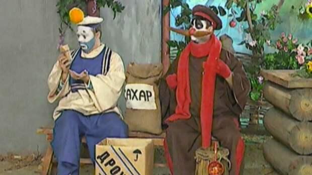 Любимые телепередачи из нашего детства