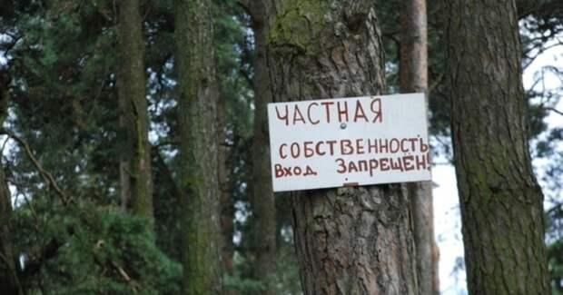 Вазген Авагян. Частная собственность как угроза государству и гражданам