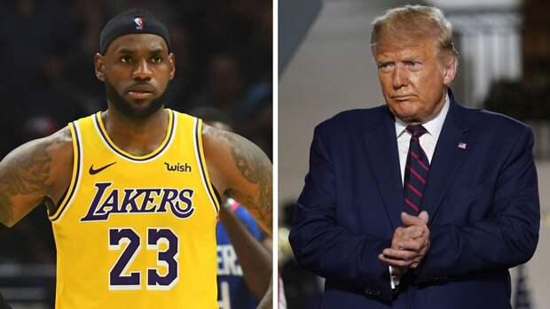 Трамп предсказал разрушительные последствия для НБА из-за активности игроков