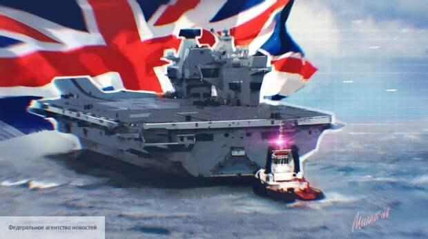 Капитан 1 ранга Дандыкин раскрыл цель британских ВМС в Черном море