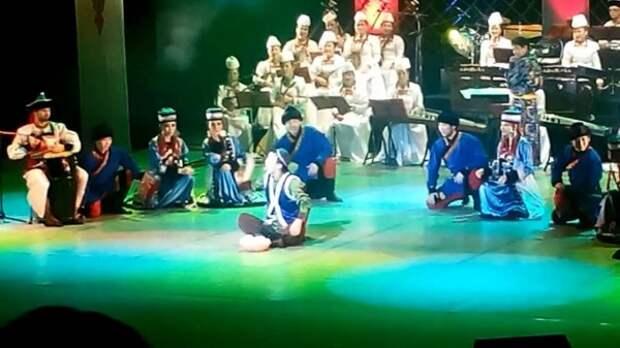 Театр «Байкал» переиграл мелодию из «Игры Престолов»