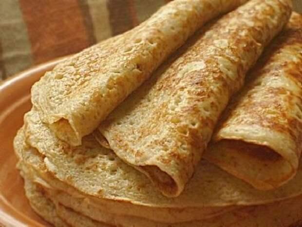Печем блины – рецепты блинов и секреты приготовления знаменитого блюда