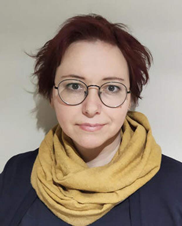 Ольга Громова. Фото.