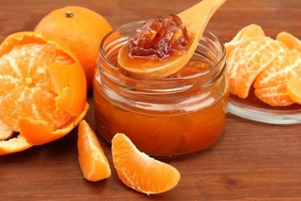 Необычное варенье из мандаринов
