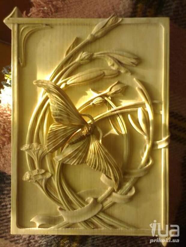 Искусство резьбы по дереву. Творения Мурада Кардашева.......... - дерево, резьба