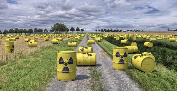 Дача под Киевом с радиационным фоном: деньги разворованы, могильники разбросаны по всей Украине