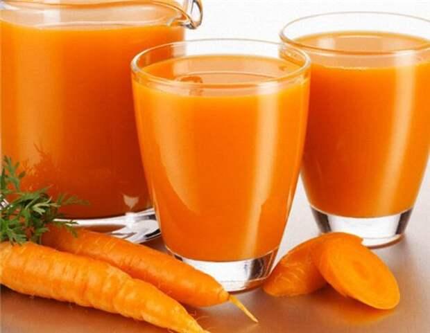 ЗДРАВОТДЕЛ. Для улучшения зрения мало одной морковки