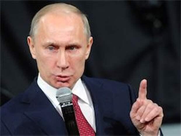 Новость на Newsland: Путин: Россию никому не удастся переделать под свои форматы