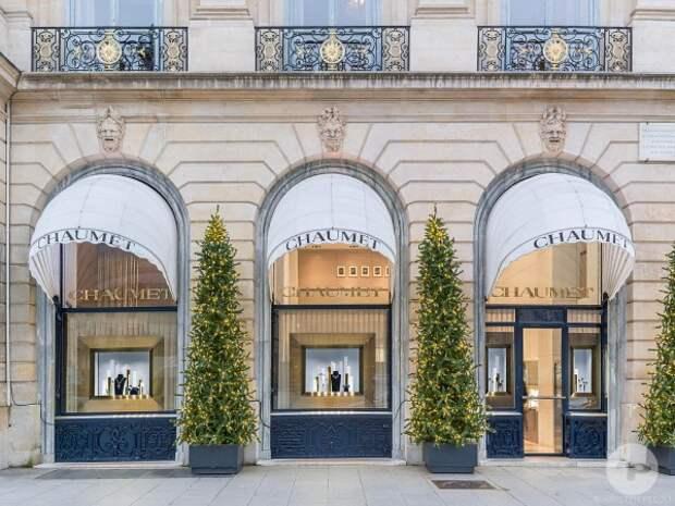 Ювелирные шедевры бренда Chaumet