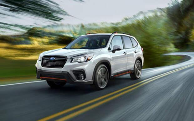 Subaru представила новый Forester. Нет, он действительно новый!