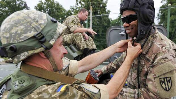 СМИ сообщили о гибели на учениях на Украине 8 американских военных советников