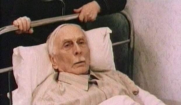 Николай Сергеев в фильме «Прошу слова» (1975)