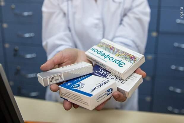 По просьбе НГС.НОВОСТИ крупная сеть городских аптек, попросившая об анонимности, составила рейтинг продаж противовирусных препаратов в Новосибирске по состоянию на январь 2016 года. Препараты по популярности распределились следующим образом: 1. Кагоцел; 2. Эргоферон; 3. Ремантадин; 4. Виферон; 5. Оксолиновая мазь; 6. Ингавирин; 7. Циклоферон; 8. Арбидол; 9. Оциллококцинум.