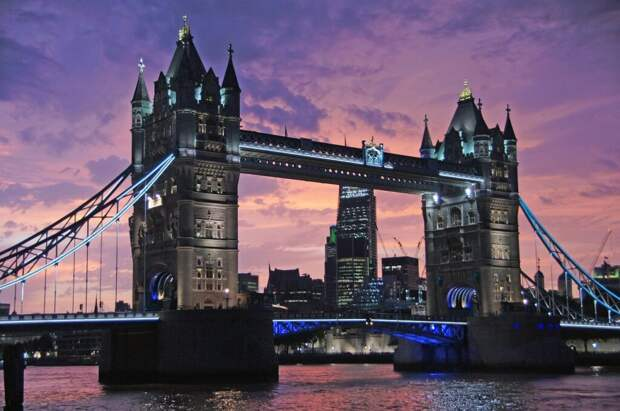 tower-bridge-441853_1280-1024x679 10 самых посещаемых городов мира