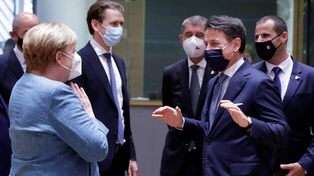 О чем договорились лидеры стран ЕС по итогам первого дня саммита