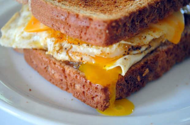 Худшая еда для завтрака