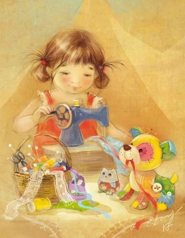 художник Екатерина Бабок иллюстрации – 11